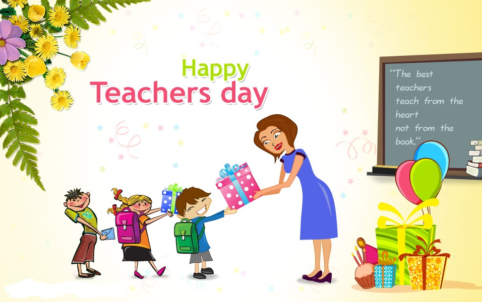 En iyi öğretmenler günü hediyesi